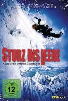 Sturz ins Leere, DVD