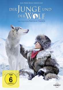 Der Junge und der Wolf, DVD