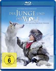 Der Junge und der Wolf (Blu-ray), Blu-ray Disc
