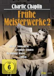Charlie Chaplin: Frühe Meisterwerke 2, DVD