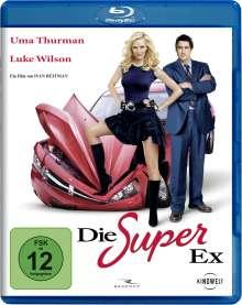 Die Super Ex (Blu-ray), Blu-ray Disc