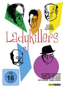 Ladykillers, DVD