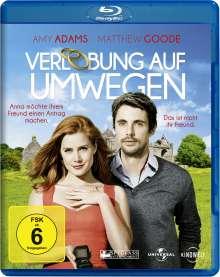 Verlobung auf Umwegen (Blu-ray), Blu-ray Disc