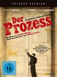 Der Prozess (1962) (Arthaus Premium), 2 DVDs