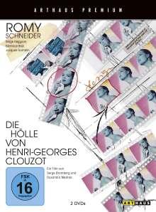 Die Hölle von Henri-Georges Clouzot (Arthaus Premium), 2 DVDs