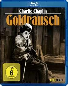 Goldrausch (Blu-ray), Blu-ray Disc