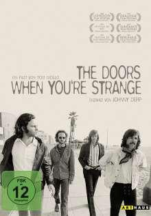 The Doors - When You're Strange, DVD