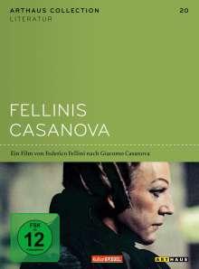 Fellinis Casanova (Arthaus Collection), DVD