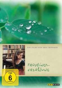 Frühlingserzählung, DVD