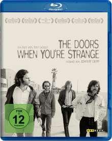 The Doors - When You're Strange (Blu-ray), Blu-ray Disc