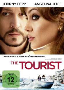 The Tourist, DVD