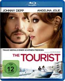 The Tourist (Blu-ray), Blu-ray Disc