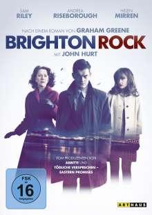 Brighton Rock (2010), DVD