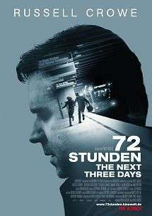 72 Stunden - The Next Three Days (Blu-ray), Blu-ray Disc