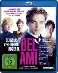 Bel Ami (2012) (Blu-ray), Blu-ray Disc