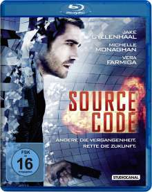 Source Code (Blu-ray), Blu-ray Disc