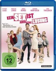 Kein Sex ist auch keine Lösung (Blu-ray), Blu-ray Disc