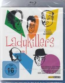 Ladykillers (1955) (Blu-ray), Blu-ray Disc