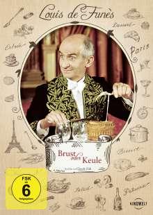 Brust oder Keule, DVD