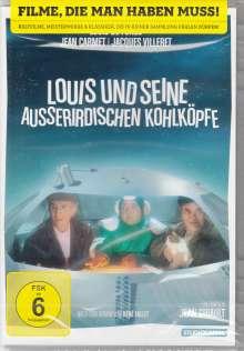 Louis und seine außerirdischen Kohlköpfe, DVD
