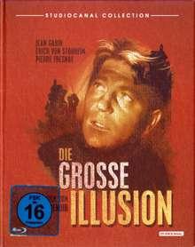 Die grosse Illusion (Blu-ray), Blu-ray Disc