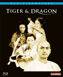 Tiger & Dragon (Blu-ray), Blu-ray Disc