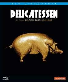 Delicatessen (1990) (Blu-ray), Blu-ray Disc