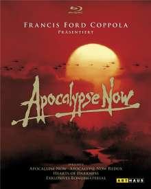 Apocalypse Now - Full Disclosure (Blu-ray), 3 Blu-ray Discs