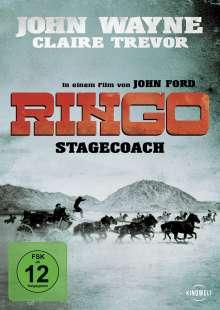 Stagecoach (auch: Ringo / Höllenfahrt nach Santa Fe), DVD