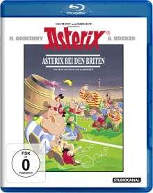 Asterix bei den Briten (Blu-ray), Blu-ray Disc