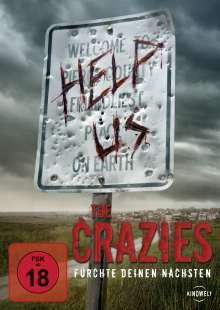 The Crazies - Fürchte deinen Nächsten, DVD