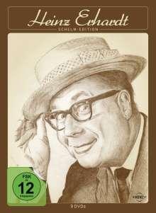 Heinz Erhardt Schelm-Edition, 9 DVDs
