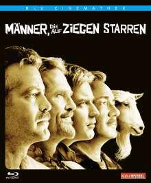 Männer, die auf Ziegen starren (Blu-ray), Blu-ray Disc
