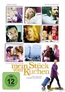 Mein Stück vom Kuchen, DVD