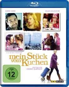 Mein Stück vom Kuchen (Blu-ray), Blu-ray Disc