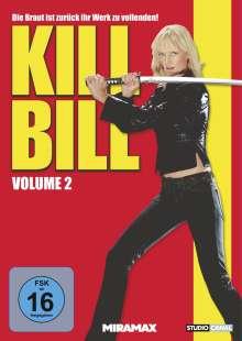 Kill Bill Vol.2, DVD
