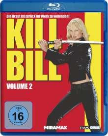 Kill Bill Vol.2 (Blu-ray), Blu-ray Disc