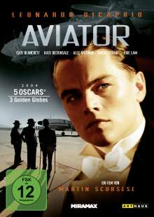 Aviator, DVD