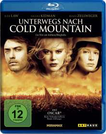 Unterwegs nach Cold Mountain (Blu-ray), Blu-ray Disc