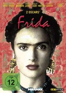 Frida, DVD