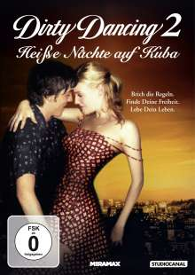 Dirty Dancing 2: Heiße Nächte auf Kuba, DVD