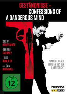 Geständnisse - Confessions Of A Dangerous Mind, DVD
