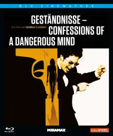 Geständnisse - Confessions Of A Dangerous Mind (Blu-ray), Blu-ray Disc