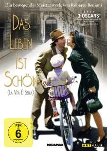 Das Leben ist schön (1998), DVD