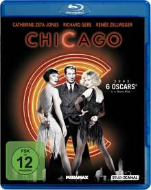 Chicago (Blu-ray), Blu-ray Disc