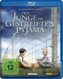 Der Junge im gestreiften Pyjama (Blu-ray), Blu-ray Disc