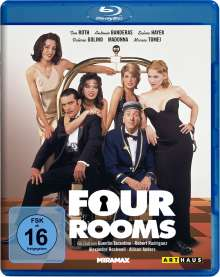 Four Rooms (Blu-ray), Blu-ray Disc