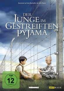 Der Junge im gestreiften Pyjama, DVD