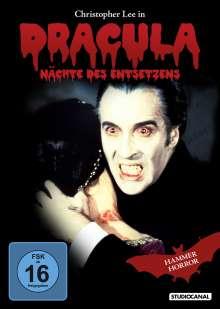 Dracula - Nächte des Entsetzens, DVD