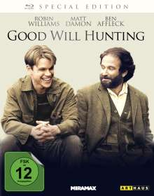 Good Will Hunting (Blu-ray), Blu-ray Disc